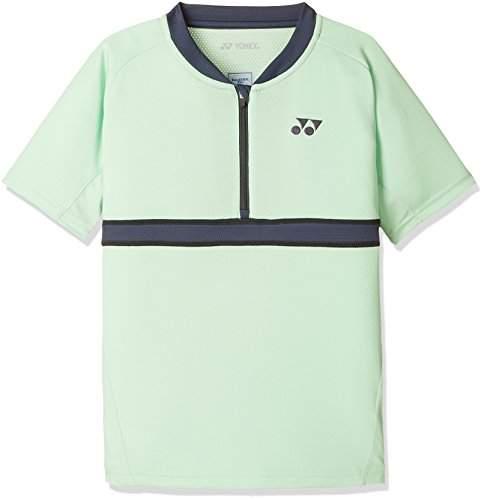 Yonex (ヨネックス) - (ヨネックス) YONEX テニスウェア シャツ 10225J [ジュニア] 10225J 776 パステルグリーン (776) J120